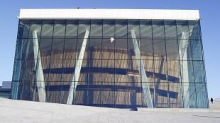 Operaen i Oslo er filmet i 3D av Margreth Olin i «Cathedrals of Culture». (Foto: Mer film/Neue Roadmovies)