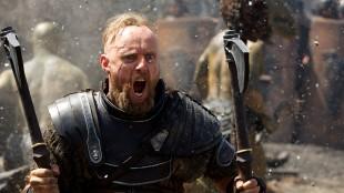 Aksel Hennie spiller krigeren Tydeus i Hercules (Foto: SF Norge AS).