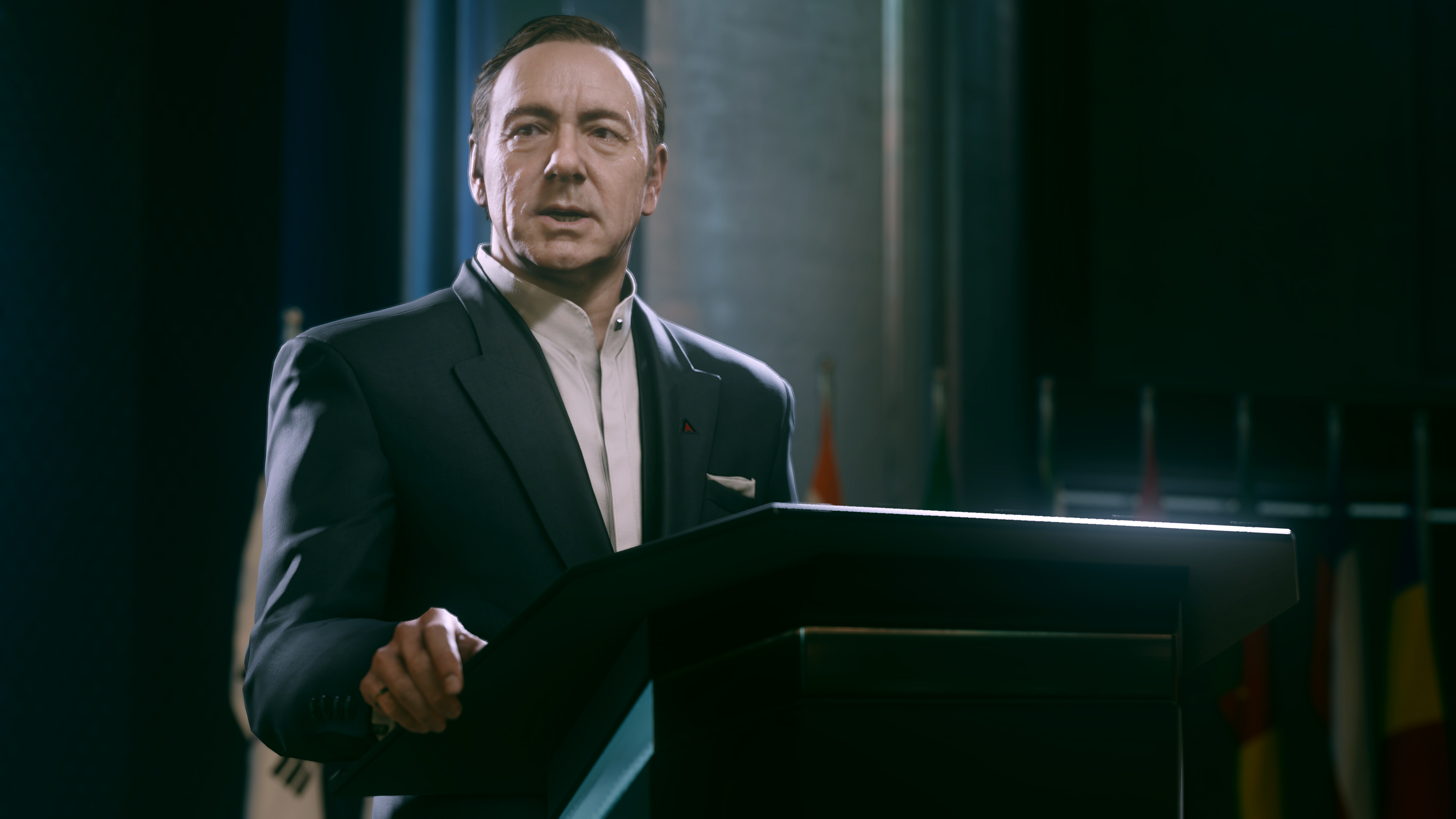 Dropper «Call of Duty: Advanced Warfare» til Wii U