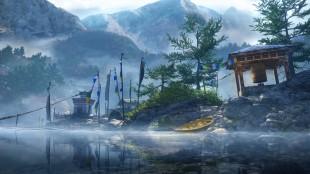 Østasiatiske religioner og folketro har vært en viktig inspirasjonskilde for utviklerne bak «Far Cry 4». (Foto: Ubisoft)