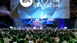 Gamescom 2014: Spill og serier blir ett mens utviklerne vil at du skal leke med vennene dine.