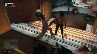 Alle amerikanske sportstilhengeres favorittvåpen i kampen mot zombier? Skjermbilde fra spillet. (Foto: Capcom / Microsoft Game Studios)