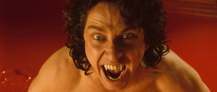 Gerard Butler som Dracula og Judas Iscariot i «Dracula 2000»