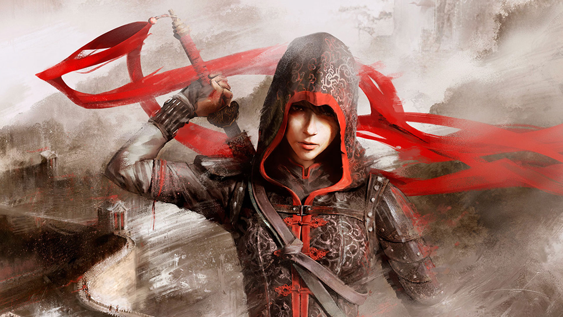 Ny dame i «Assassin's Creed»