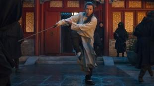 Donnie Yen som Silent Wolf i Crouching Tiger, Hidden Dragon: The Green Legend. (Foto: Netflix).
