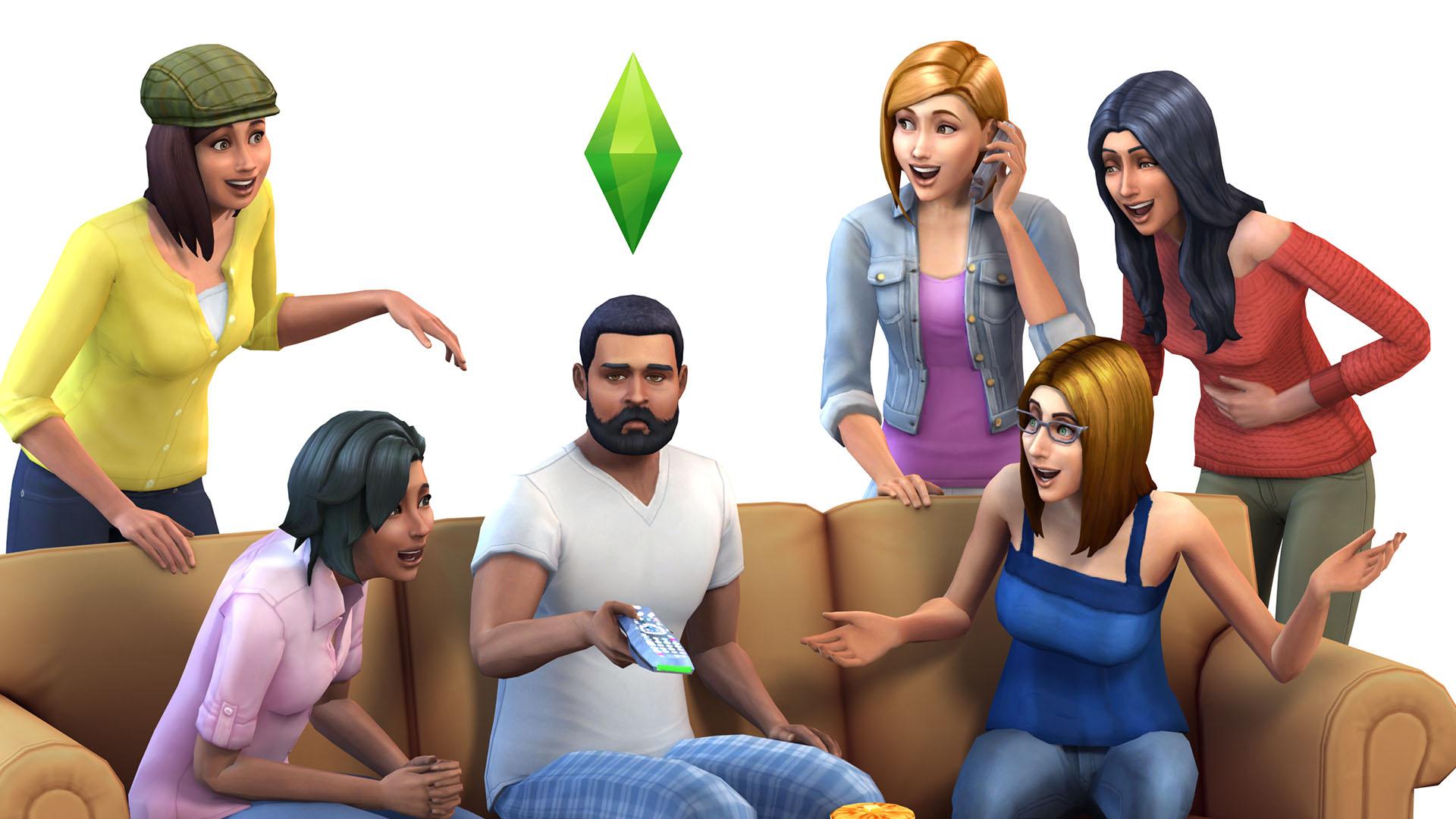 I «The Sims 4» kan du ta leve ut livet til dine egenskapte virtuelle mennesker. (Foto: Maxis / Electronic Arts)