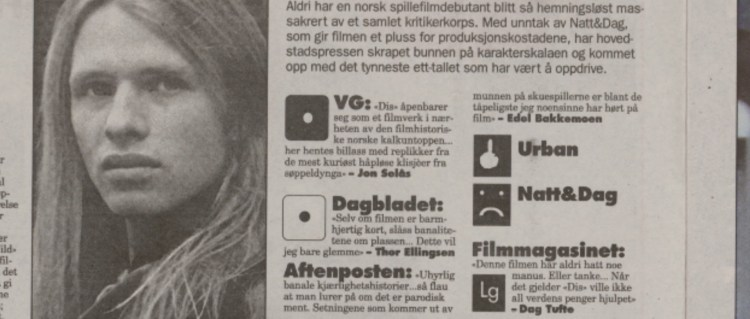 – For dårlig for kino!
