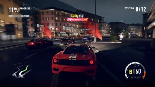 Spesielt bilene er svært detaljrike og vakker gjengitt i spillet. Skjermbilde fra «Forza Horizon 2». (Foto: Microsoft Studios)