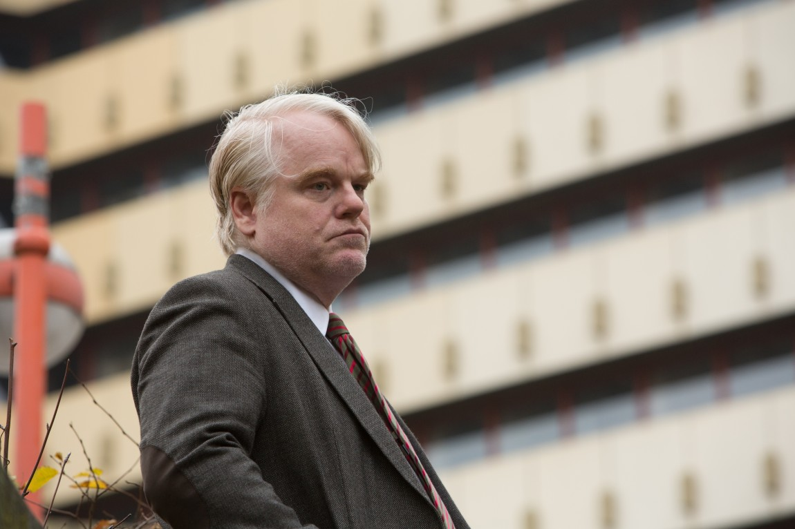 Philip Seymour Hoffman i «A Most Wanted Man»