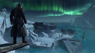 Ferden går mot nord i det nye spillet fra Ubisoft. Promofoto fra «Assassin's Creed: Rogue». (Foto: Ubisoft)