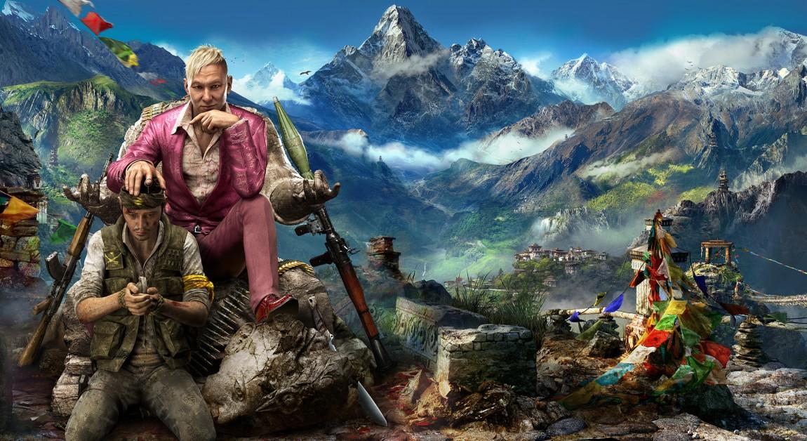 Diktatoren Pagan Min er både brutal og motebevisst. En kombinasjon av egenskaper som ikke ville fungert om «Far Cry 4» var satt til et virkelig land. (Promofoto: Ubisoft)