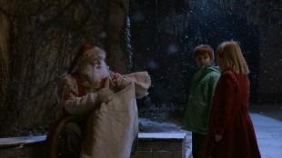 En kjent kar dukker opp i Karsten og Petras vidunderlige jul (Foto: Cinenord & SF Norge AS).