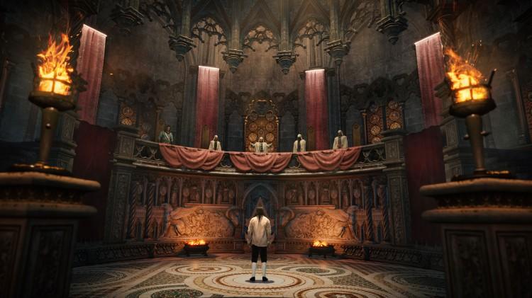 Du følger Arnos ferd fra novise til mester. (Promofoto: Ubisoft).