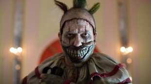 Twisty the Clown er skikkelig ekkel. (Foto: FOX).
