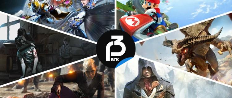 2014: Årets beste spill