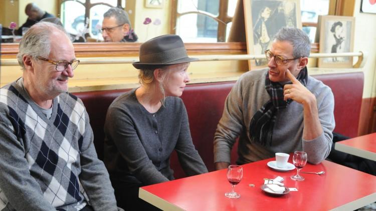 Jim Broadbent, Lindsay Duncan og Jeff Goldblum i Le Week-end (Foto: SF Norge AS).