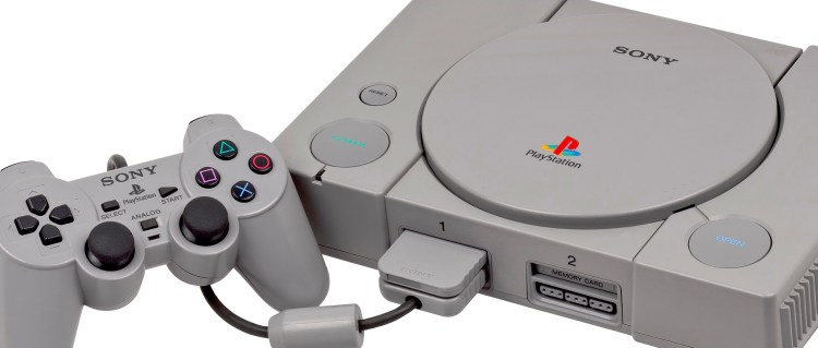 Topp 5: PlayStation-/PSone-spill