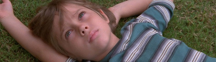 Ellar Coltrane i Boyhood. (Foto: United International Pictures).