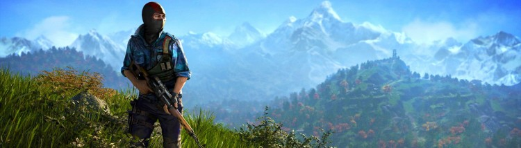 «Far Cry 4». (Promofoto: Ubisoft)