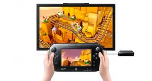 «Captain Toad: Treasure Tracker» benytter den ekstra skjermen på GamePad-kontrolleren som sikte i enkelte brett. (Foto: Nintendo)