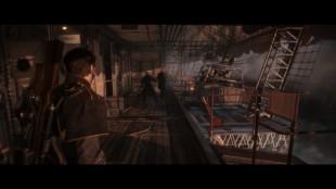 Steampunk-inspirasjonen i «The Order: 1886» er tydelig. Luftskip og avanserte våpen er bare noen av ingrediensene. (Foto: Ready at Dawn)
