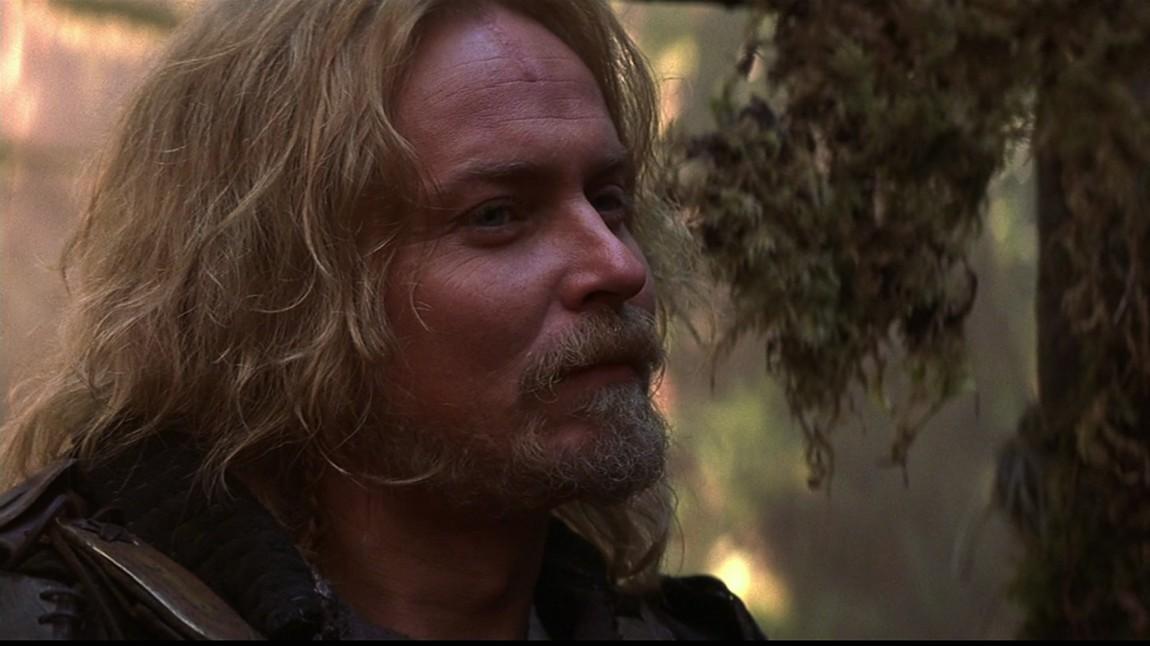 Dennis Storhøy som Herger i «Den 13. kriger» fra 1999. (Foto: Touchstone Pictures)