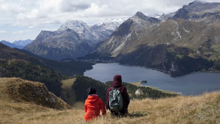 Sils Maria er et sted i Sveits, hvor filmen også er delvis innspilt (Foto: AS Fidalgo).