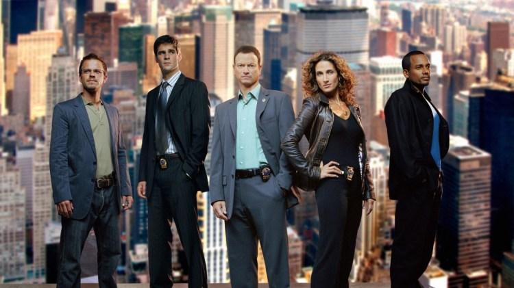 CSI: NY. (Foto: CBS)
