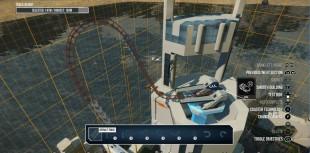 Byggervektøyet i «Screamride» er kraftig og godt tilpasset håndkontrollerne til Xbox 360 og Xbox One. (Foto: Fronteri)