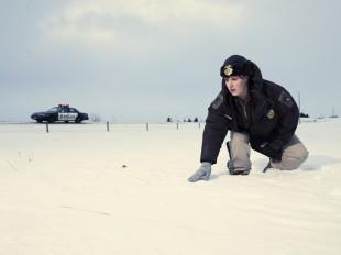 Politibetjent  Molly Solverson spilt av Allison Tolman i Fargo. (Foto: FX, MGM)