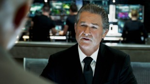Hyggelig med kule Kurt Russell som Mr. Nobody i Fast And Furious 7 (Foto: United International Pictures).