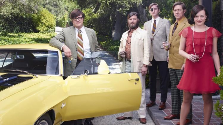 Filmpolitiet heier på Mad Men i kategorien beste drama.(Foto: SBS Discovery, Frank Ockenfels, AMC)