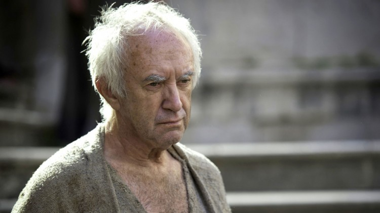 Jonathan Pryce som High Sparrow. (Foto: HBO Nordic).
