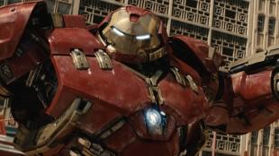 Tony Stark i sin Hulkbuster-rustning i Avengers: Age Of Ultron (Foto: ©Marvel).
