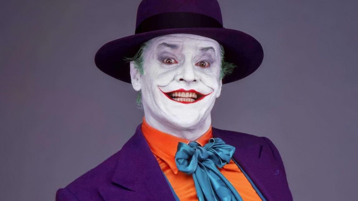 Jack Nicholson som «The Joker». (Foto: Warner Bros. Pictures)