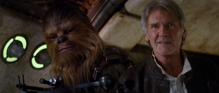 Han Solo vender tilbake i ny teaser for «Star Wars: The Force Awakens»