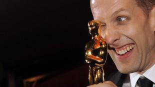 """Pete Docter vant Oscar for filmen """"Se opp"""" i 2010 (AP Photo/Chris Pizzello)."""