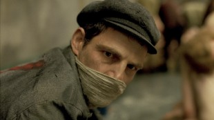 Saul Fia er en kruttsterk film fra Ungarn (Foto: Festival de Cannes).