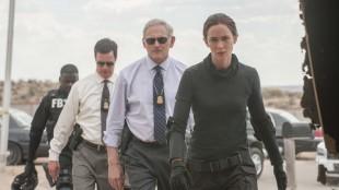 Emily Blunt fører an i Sicario (Foto: Lionsgate).