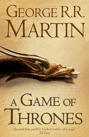 George R. R. Martin begynte arbeidet med «A Game of Thrones» i 1991. (Foto: HarperCollins Publishers).