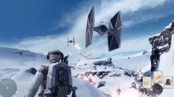 «Star Wars: Battlefront» ser strålende ut