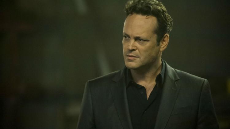 Vince Vaughn er god i rollen som den yrkeskriminelle Frank, i andre sesong av True Detective. (Foto: HBO Nordic).