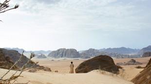 Ett av mange fantastiske ørkenpanoramaer i filmen Theeb - Ulven (Foto: AS Fidalgo).