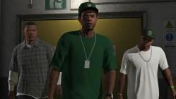 Laget musikkvideo i GTA V