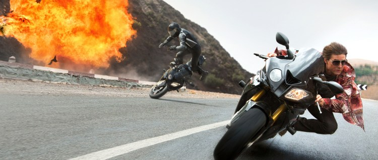 Mission: Impossible — Rogue Nation