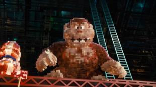 I 3D-versjonen slynges det ut piksel etter piksel mot kinopublikummet. Det er en unødvendig og ubehagelig effekt.  (Foto: United International Pictures)