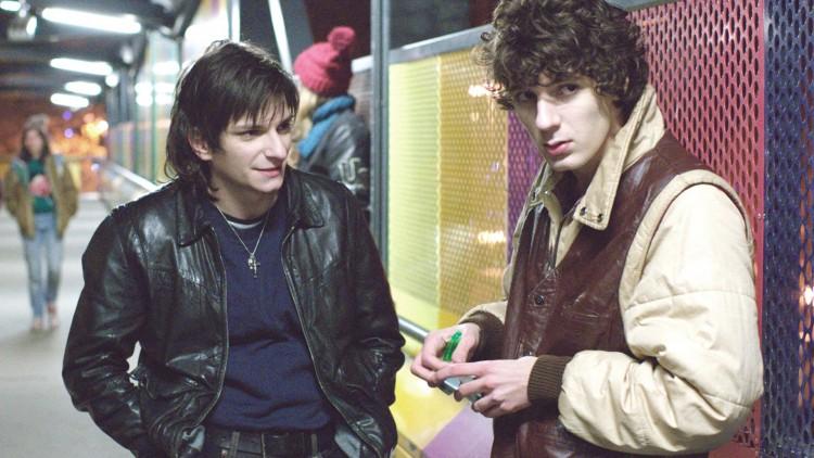 Arnaud Azoulay og Vincent Lacoste spiller Guyman og Thomas fra Daft Punk i Eden (Foto: Arthaus).