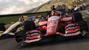 En Honda IndyCar fra Rahal Letterman Lanigan Racing i aksjon i Forza Motorsport 6 (Foto: Microsoft).