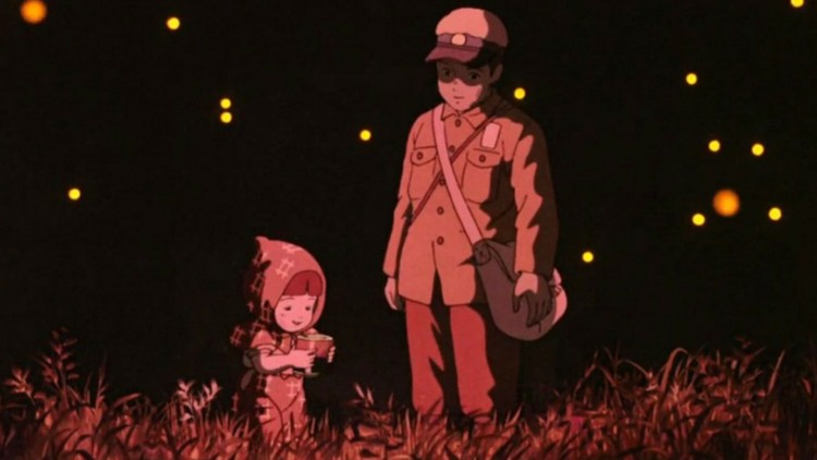 Grave of the Fireflies. (Foto: Studio Ghibli, Toho).