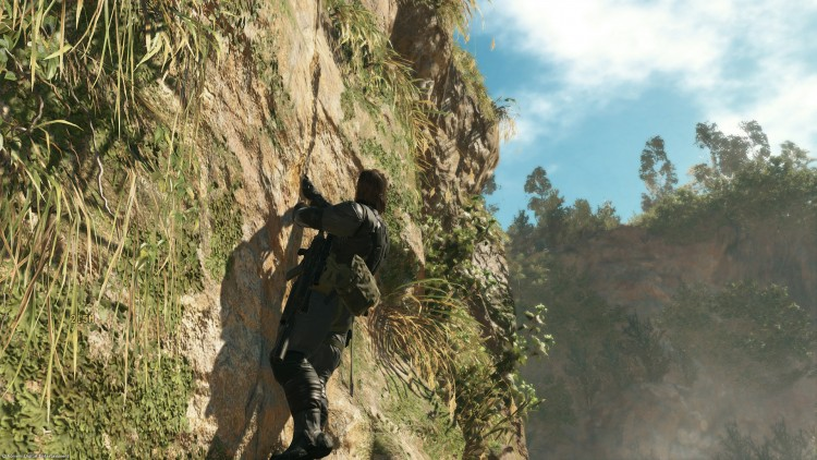 Spillverdenen i Metal Gear Solid: The Phantom Pain ser fantastisk ut. (Foto: Konami Digital Entertainment).